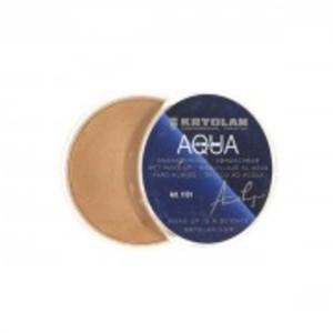 Kryolan Aqua color Cake Liner 043 Brown
