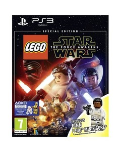 Warner Bros LEGO Star Wars The Force Awakens Special Edition-PS3