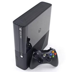 Xbox 360 Ultra Slim J/Tag - 500 GB - Black