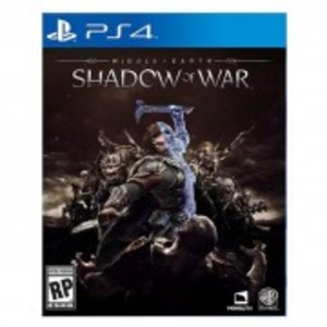 Middle-Earth: Shadow Of War-PlayStation 4