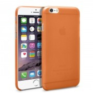 Mobile Back Case For iPhone 6 & 6s-Orange