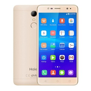 "Haier Leisure L7 5.5"" 3GB Ram   32GB Rom Gold"
