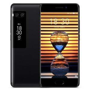 """Black 5.2"""" Meizu Pro 7 64GB(Rom)-4GB(Ram)"""