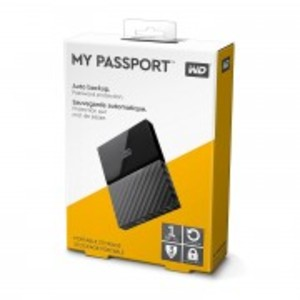 My Passport 1 TB Portable Hard Drive for PC,Laptop, Xbox One and PlayStation 4