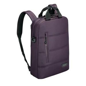 """13"""" Crave II Convertible 3 in 1 Backpack for MacBook-Dark Maroon"""