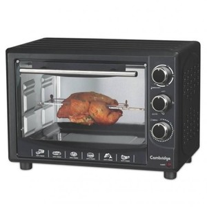 CA EO6134-Electric Oven With B.B.Q Grill-Black