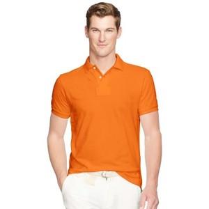 Polo T-Shirt-Orange-DOH775