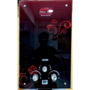 Instant Water Geyser Gas - 7 Liter - Red