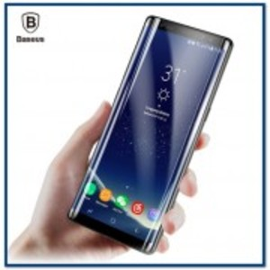 Baseus Screen Protector For Samsung Galaxy Note 8 3D Arc Premium Full Protective Tempered Glass