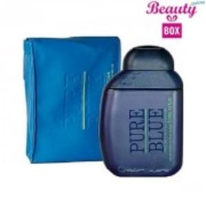 Pure Blue EDT Perfume For Men-100 Ml