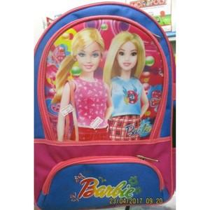 Barbie Cartoon Character School Bag