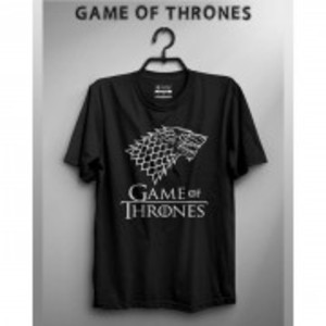 Game Of Thrones Printed T-Shirt-ON585S