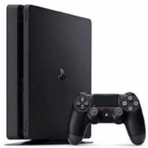 Sony Playstation 4 Slim - 500 Gb - Region 2 / Pal - Black