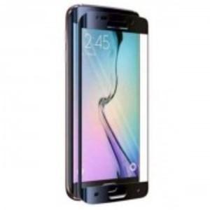 4D Curve Full Screen Glass for Samsung S6 Edge-Curve Edge-0.3mm-Blue