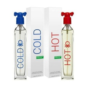 Pack Of 2 - Cold And Hot Perfumes For Men And Women - 100 ml each
