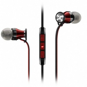 Momentum M2 IEI In-Ear Headset-Black