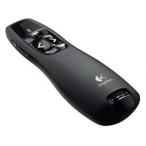 Wireless Presenter Mini LED-2.4G Hz Logitech Presenter R400 Laser Pointer