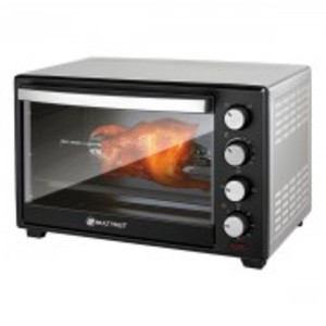 AMT-9002 Electric Oven - Black