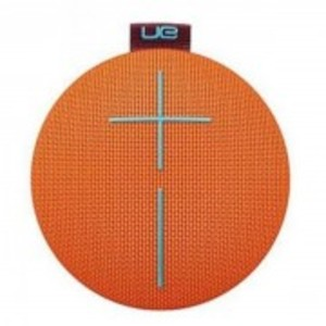 Roll 2 - Wireless Portable Speaker - Orange Habanero