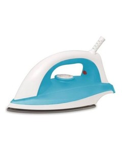 Cambridge Appliance DI7911-Dry Iron-1000W-White & Blue