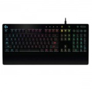 G213-Prodigy RGB Gaming Keyboard-Black