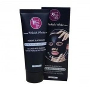Charcoal Peel Off Mask - 100ml-BPOM100