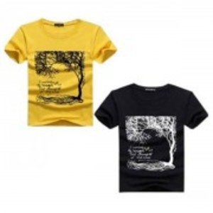 Pack Of 2 Printed T-Shirt