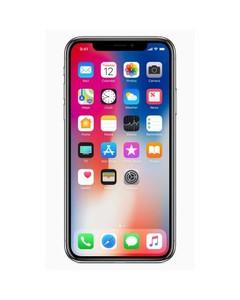Apple iPhone X-5.8 inch-256GB-3GB-12MP-4G-Silver
