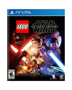 Warner Bros LEGO Star Wars The Force Awakens-PS Vita