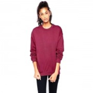 Maroon Colour SweatShirt