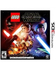 Warner Bros. Games LEGO Star Wars: The Force Awakens - 3DS