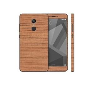 Xiaomi Redmi Note 4X Rose Wooden Texture Skin