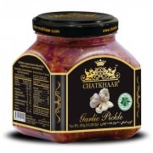 Garlic Pickle in Olive Oil 300 gm