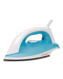 Cambridge Appliance CA DI7911-Dry Iron-1000W-White & Blue