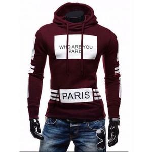 Fleece Printed Hoodies-Maroon-ARA-PHood-PARISMS