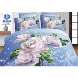 3D BED SHEET SD0398