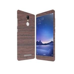 Xiaomi Redmi Note 3 Padauk Wooden Texture Skin