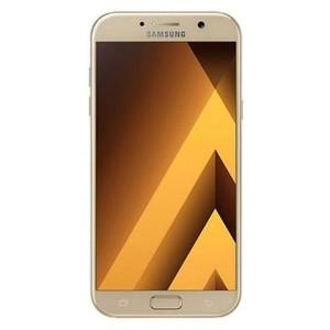 "Galaxy A5 2017-5.2""-3GB RAM + 32GB ROM -Gold"