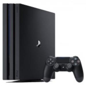 PlayStation 4 Pro 1TB-Region 2-Black