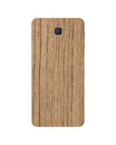 Decor Today Samsung Galaxy On5 2016 Mahogany Wooden Texture Mobile Skin-Back & Sides