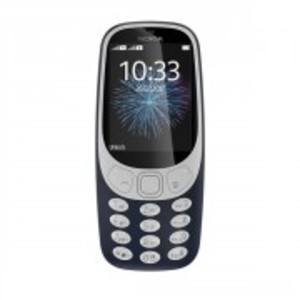 Nokia 3310 - Dual Sim - 2.4 inch Screen - Dark Blue