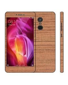 Decor Today Xiaomi Redmi Note 4 Rose Wooden Texture Mobile Skin