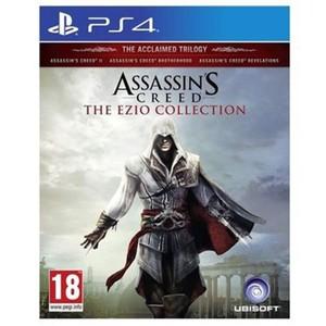 Assassin Creed The Ezio Ps4 Game