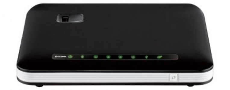 D-Link WIRELESS 300N 3G WI-FI ROUTER