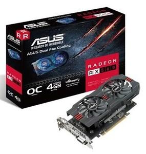 ASUS Radeon RX 560 4GB OC Edition GDDR5