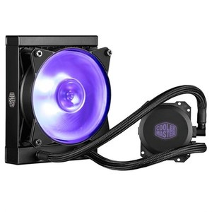 Cooler Master MasterLiquid ML120L RGB All-in-one CPU Liquid Cooler