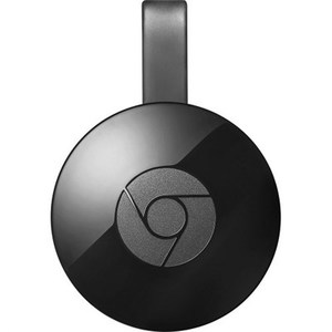 Google Chromecast 2nd Generation (2015 Model) - Black