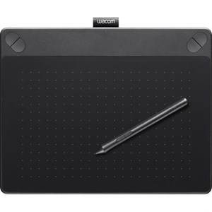 Wacom INTUOS ART Small CTH-490/K0-CX Creative Pen & Touch Tablet (Black)
