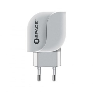 SPACE WC106 2.4A Fast USB Charger
