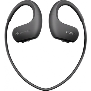 Sony Walkman 4GB Headphone-Integrated NW-WS413 (Black)